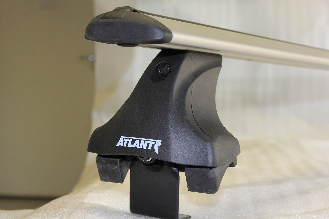 Новый багажник Атлант - крыловидная аэродинамическая дуга
