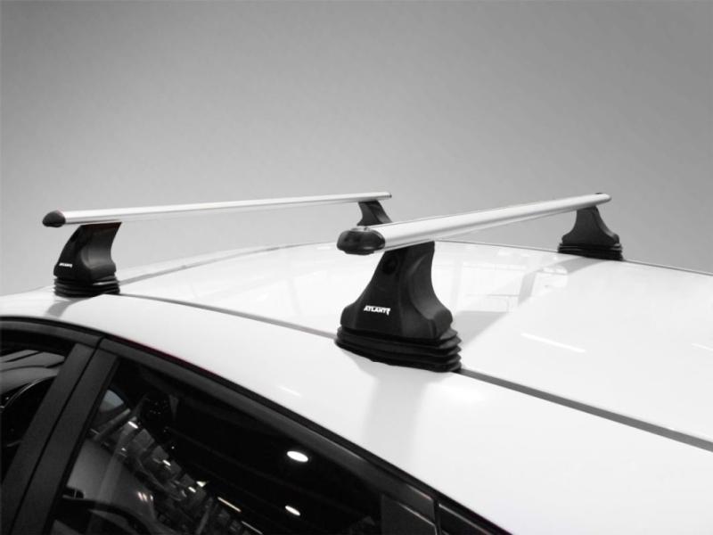 Презентация нового типа багажника Атлант - багажные системы с гофрой