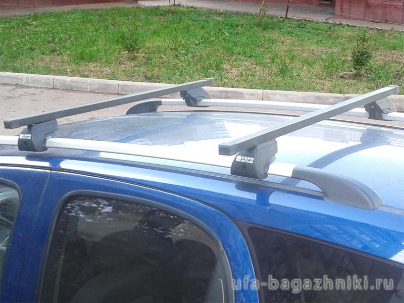 Багажник на рейлинги Chery Indis